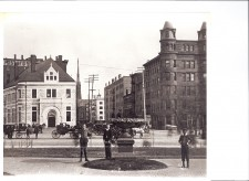 7th St. and Indiana Ave., NW, Washington, DC 1890